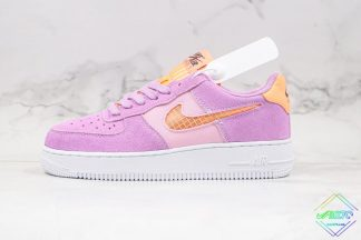 WMNS Nike Air Force 1 Violet Star