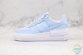 Wmns Nike Air Force 1 Shadow Hydrogen Blue