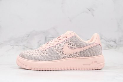 Womens Nike Air Force 1 Flyknit 2.0 Pink