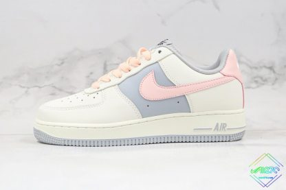 2020 Air Force 1 Low Pink White Grey