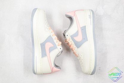 2020 Air Force 1 Low Pink White Swoosh