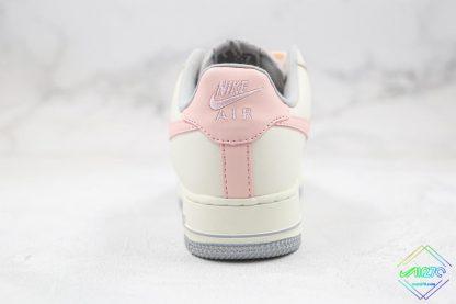 2020 Air Force 1 Low Pink White heel
