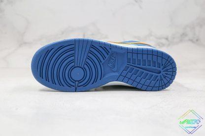 GS Nike Dunk Low Splash blue sole