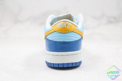 GS Nike Dunk Low Splash heel
