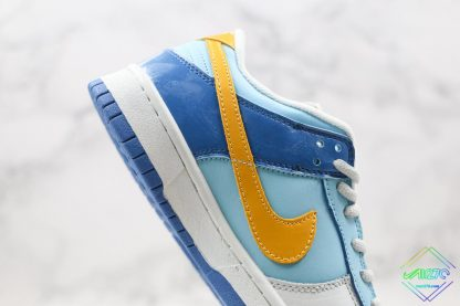 GS Nike Dunk Low Splash lateral side