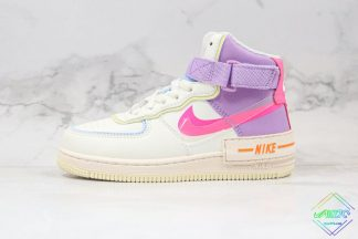 Air Force 1 High Shadow Pale Ivory