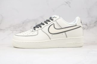 Air Force 1 Low Cream White Lines