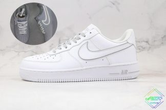 Kith x Nike Air Force 1 Low White