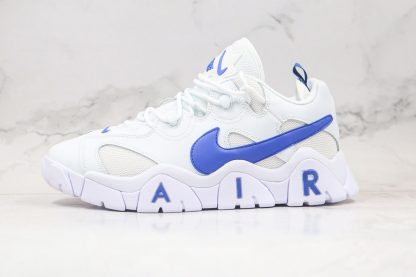 Nike Air Barrage Low Aqua White Blue