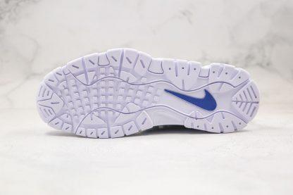 Nike Air Barrage Low Aqua White Blue bottom