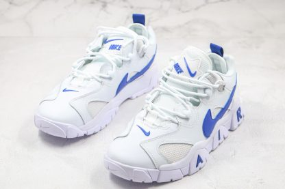 Nike Air Barrage Low Aqua White Blue sneaker