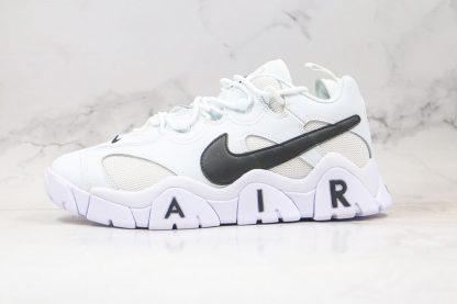 Nike Air Barrage Low Summit White Black