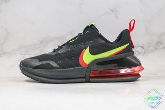 Nike Air Max Up Black Volt Green