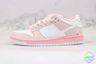 Nike Dunk SB Low Staple Pigeon White Light Pink
