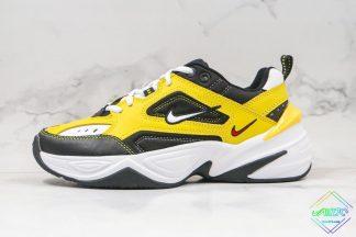 Nike M2K Tekno Yellow Black