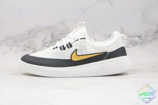 Nike SB Nyjah Free 2 Obsidian Blue Gold