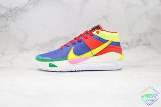 Nike Zoom KD13 EP Multicolor oversized Swoosh