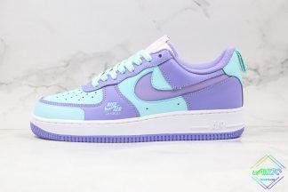 Air Force 1 Premium Teal Violet