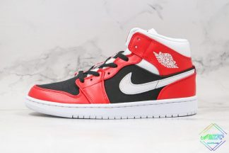 Air Jordan 1 Mid Gym Red Chicago