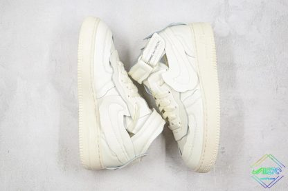 Comme des Garcons x Nike Air Force 1 Mid sneaker