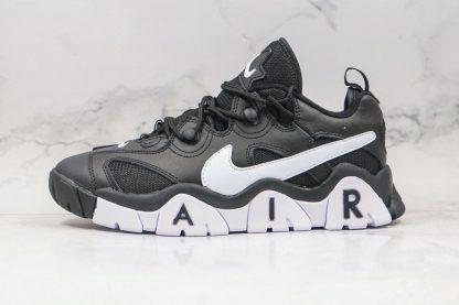 Nike Air Barrage Black White