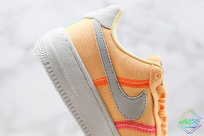 Nike Air Force 1 07 LX Life Lime Melon Tint lateral