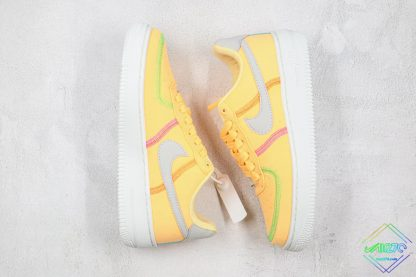 Nike Air Force 1 07 LX Life Lime Melon Tint sneaker