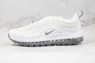 Nike Air Max 97 Golf White Pure Platinum Metallic