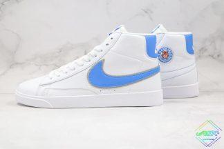 Nike Blazer Mid 1977 Vntg Stranger White Blue
