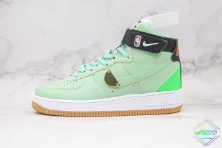 Nike Air Force 1 High NBA Pack Green