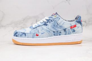 Nike Air Force 1 Low Washed Denim