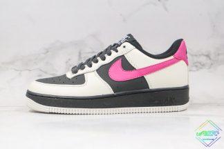 Nike Air Force1 Low Black Pink
