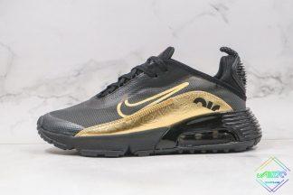 Nike Air Max 2090 Black Metallic Gold