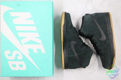 Nike Dunk High SB Black Gum 2016 for sale online