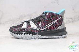 Nike Kyrie 7 PRE Heat EP Black Burgundy
