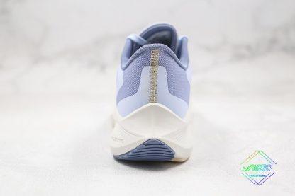 Nike Zoom Winflo 7 Light Blue heel