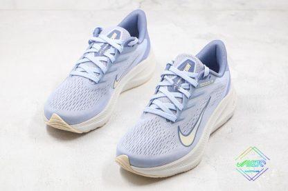 Nike Zoom Winflo 7 Light Blue shoes