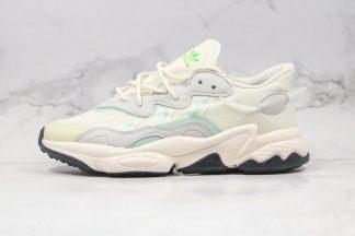 adidas Ozweego Blush Green White