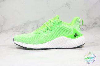 Adidas AlphaBounce Boost Volt Green