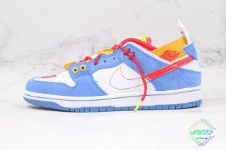 EJDER Nike Dunk SB Blue Orange