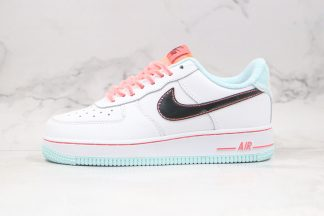 Nike Air Force 1 '07 L.V.8 White Atomic Pink