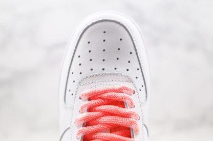 Nike Air Force 1 '07 L.V.8 White Atomic Pink Upper