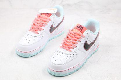 Nike Air Force 1 '07 L.V.8 White Atomic Pink sneaker