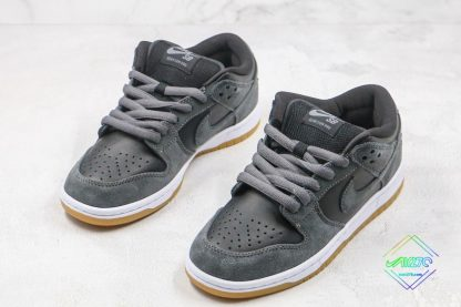 Nike SB Dunk Low Grey Gum Bottom sale