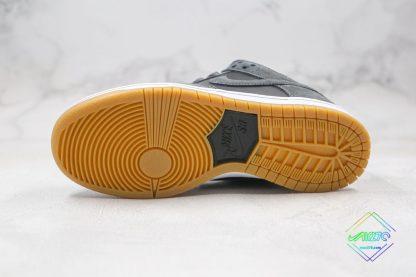 Nike SB Dunk Low Grey Gum Bottom shoes