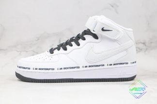 Uninterrupted Nike Air Force 1 More Than