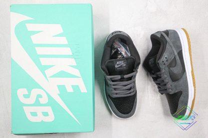 where to buy Nike SB Dunk Low Grey Gum Bottom