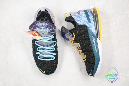 LeBron James Nike LeBron 18 Reflections sneaker