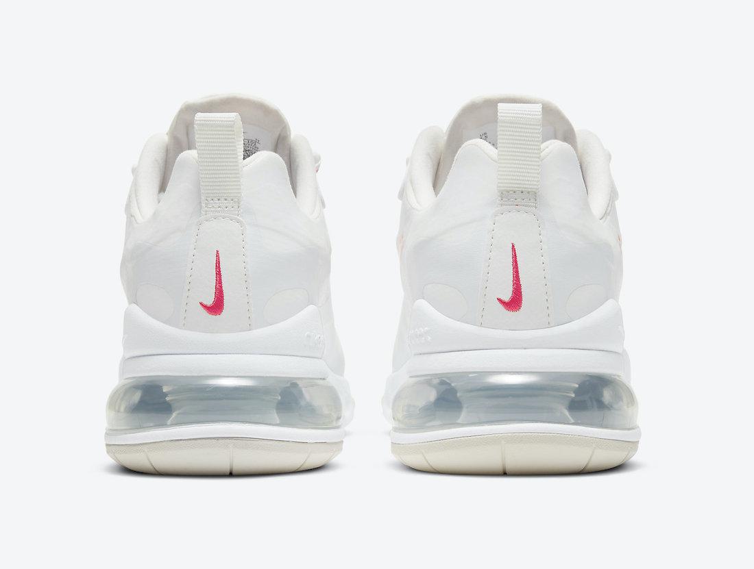 Nike Air Max 270 React Heel