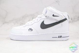 Nike Air Mid White Black CV3039-108